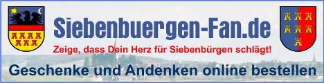 Siebenbuergen-Fan.de - Andenken und Geschenke zu Siebenbürgen und Rumänien!